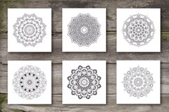 Mandala collection for coloring book Product Image 4