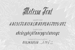 Milissa story script font Product Image 2
