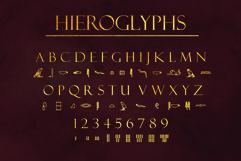 Ancient Languages Typeface Bundle Product Image 3