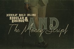 The Money Font Duo Product Image 2