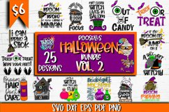 Roosells Halloween SVG Bundle Vol. 2 Product Image 1