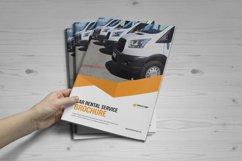 Auto Car Rental Service Brochure v1 Product Image 2