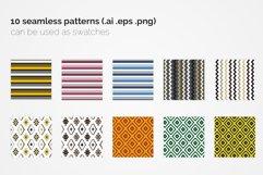 Geometric Seamless Patterns Product Image 3