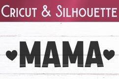 Mama SVG Product Image 2