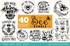 Bee Bundle SVG 40 designs Product Image 8