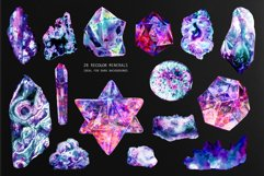 Minerals and space. Astrology set Product Image 6