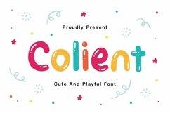 Web Font Colient Product Image 1