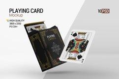 Playing Card Mockup Product Image 1