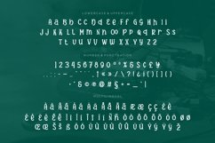 Mountir - Rock Display Font Product Image 2
