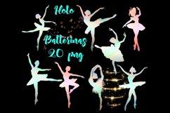 Holo Ballerinas - Hologram Silhouette Product Image 2