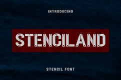 STENCILAND Product Image 1