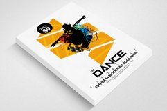 Street Dance Flyer Template Product Image 2