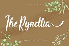 The Rynellia   Handwritten Script Font Product Image 1