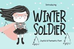 Winter Soldier Joyful & Fantastic Product Image 1