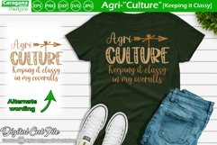 "Agri-""Culture"" - Keeping it Classy Product Image 2"