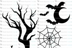 Halloween Spooky Graphic SVG Bundle Product Image 6