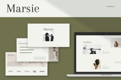 MARSIE Powerpoint Template Product Image 1