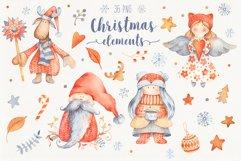 Hygge Christmas Watercolor Set Product Image 2
