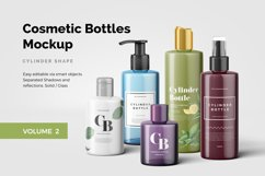 Cosmetic Bottles Mockup Vol.2 Product Image 1