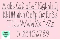 Mikrokosmos Hand lettered Serif Font, Regular and Bold, TTF Product Image 3