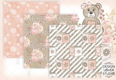 Baby Girl digital paper pack 2 Product Image 3