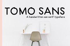 TomoSans Sans Serif Typeface Product Image 1