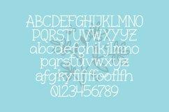 Web Font Affection - Creative Handrawn Serif Font Product Image 2