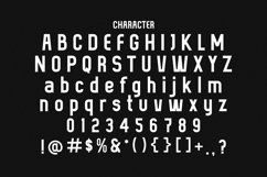 Partey Bold Display Typeface Product Image 5