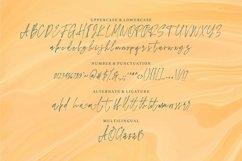 Web Font Agatal - A Stylish Signature Font Product Image 4