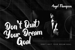 Agusta - Bold Script Font Product Image 3