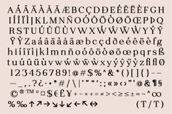 Airif Font Duo Product Image 3