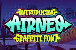 Airneo Graffiti Font Product Image 1