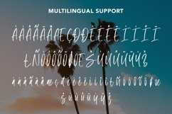 Web Font Airstrip - Modern Callgraphy Font Product Image 5