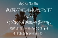 Web Font Airstrip - Modern Callgraphy Font Product Image 6