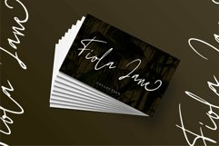 Web Font Allegra - Beauty Signature Font Product Image 3