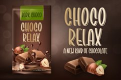 Almond Brownies - Playful Font Product Image 2