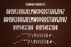 Almond Brownies - Playful Font Product Image 5