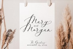 Alysar - Modern Calligraphy Script Font Product Image 2