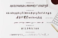 Antte Milla - Elegant Script Font Product Image 4