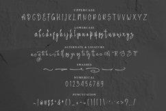 Amarti Satra Handwritten Font Product Image 5