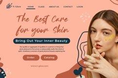 Web Font Ammoysia - Beauty Handwritten Font Product Image 3