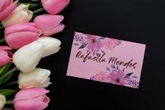 Web Font Ammoysia - Beauty Handwritten Font Product Image 4