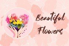Web Font Ammoysia - Beauty Handwritten Font Product Image 6