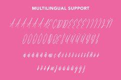 Anastasi - Lovely Calligraphy Font Product Image 2