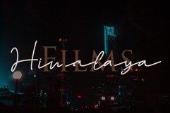 Andalusia -signature font Product Image 3