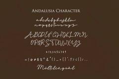 Andalusia -signature font Product Image 2