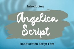 Angelica Script Product Image 1
