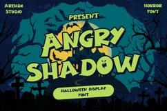 Angry Shadow - Halloween Display Product Image 1