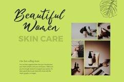 Web Font Anitae Balies Font Product Image 3