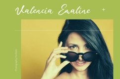 Web Font Anitae Balies Font Product Image 5